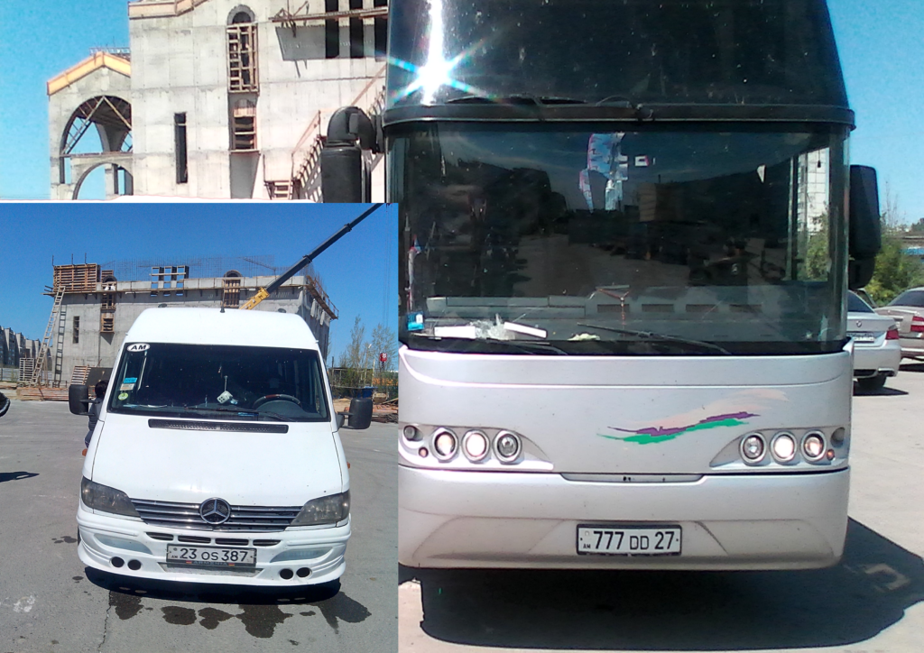 автобус Краснодар Ереван