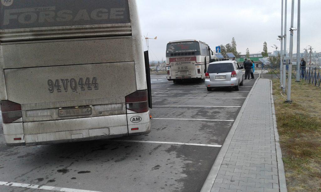 автобус Саратов Ереван